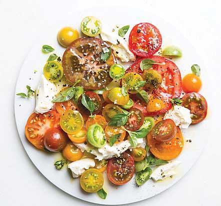Ultimate Caprese Salad