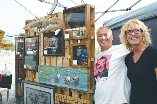 When August rolls around, you know it's time for Buffalo's very own Arts and Craft Fair, which happens on Saturday, August 17 from 9 a.m. to 3:30 p.m.This year will welcome 160 vendors, which is the most the festival has seen in the last several...