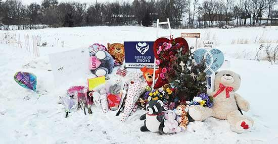 Following the Feb. 9 shooting at the Allina Clinic in Buffalo, community members have stepped up to take care of each other and offer support to those affected by the tragic event.A website, BuffaloStrong.care was almost immediately launched,...