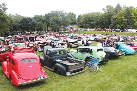 "On Saturday, September 7, classics of all makes, colors, and varieties found their way to Buffalo's very own Sturges Park for the 12th Annual ""Classics by the Lake"" Car show and competition. Over 300 vehicles were at the park, which featured a..."