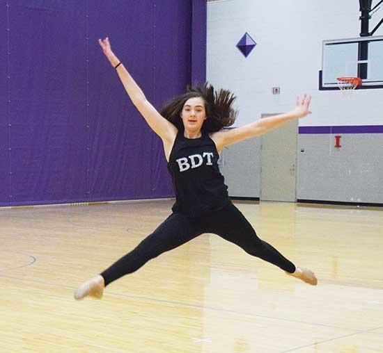"""A new season always brings new challenges, but the Buffalo High School Dance Team is facing a major challenge with the change to the Lake Conference.Coach Mary Sansevere knows what the team will be facing, but is not daunted.""""Teams from the Lake..."""