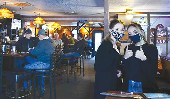 With Minnesota's COVID-19 pandemic slowly improving, Gov. Walz announced the loosening of some restrictions on Wednesday, Jan. 6.Beginning Jan. 11, indoor dining at restaurants and bars reopened at 50 percent capacity, with a maximum of 150 people...