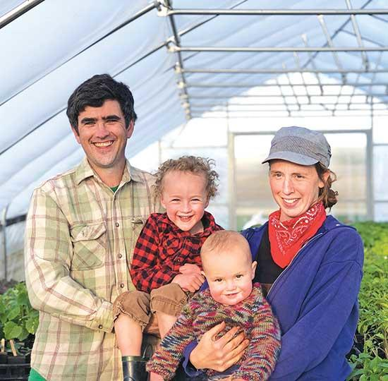 """It's wonderful to be recognized,"" said Amelia Neaton. ""We are a small farm doing great things.""Nick Neaton said, ""We are a different kind of farm, a small farm that operates differently than the traditional Wright County farm. This is an..."