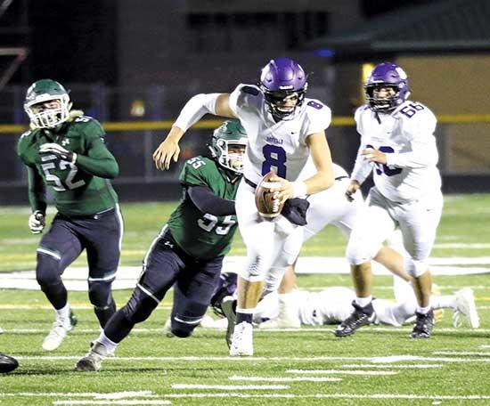 Penalties, miscues prove costly in 48-13 playoff loss​The season ended like it started for the Buffalo football team.Led by senior quarterback Cole Stenstrom, No. 8 ranked Mound View ended Buffalo's season with a 48-13 home victory last Friday in...