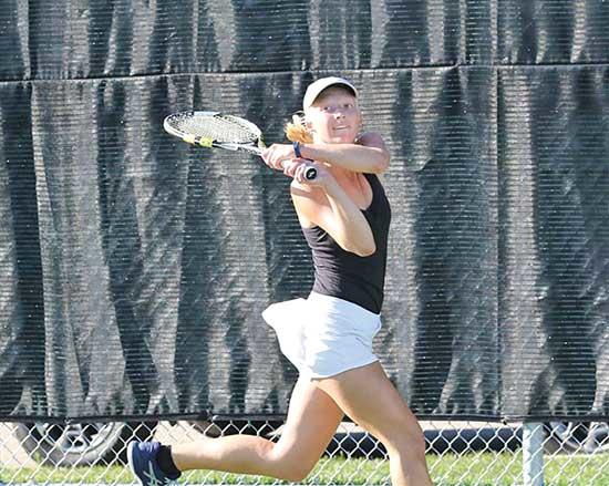 Buffalo wins 13 games in 7-0 defeat at No. 1 Minnetonka Looking to add an additional match to its schedule, the Buffalo girls' tennis team added the state's No. 1 ranked team.Two weeks after losing 7-0 to top-ranked Minnetonka, the Skippers and...