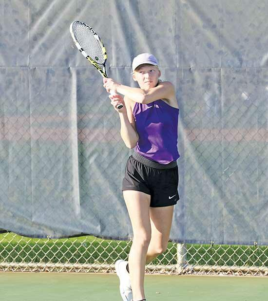 Seventeen wins gets Bison to semis, before losing 5-2 to Delano; Lee 23-1 at top singlesTypically, if a No. 7 seed knocked off a No. 2 seed in any sport, it would be considered a big upset.While their seed was low, members of the Buffalo girls'...