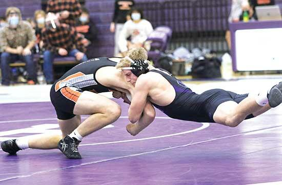 Herbst, Uecker earn first wins Owen Herbst is used to winning his own matches, but the opening match of the 2020-21 wrestling season, he was cheering for someone else to win.A first-period pin with one second remaining in period one gave seventh...