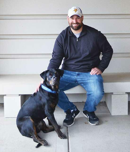 Rescue dog receives second chance, offerssupportto Buffalo community, law enforcementWho has four paws, eyes that stare deep into the soul, and a knack for swiping bratwurst and snacks when no one is looking? That would be Luna, the newest...